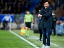 Abelardo Fernandez ist der neue Trainer von Espanyol Barcelona