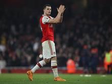 Hatte beim FC Arsenal um die Freigabe für einen Wechsel gebeten: Granit Xhaka