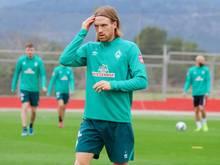 Werders Rechtsverteidiger Michael Lang muss verletzungsbedingt einige Wochen pausieren