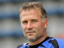 Hat seinen Vertrag in Duisburg verlängert: Trainer Thomas Gerstner