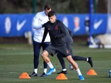 Muss vorerst pausieren: Chelsea-Profi Christian Pulisic