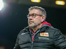 Union-Trainer Urs Fischer trifft mit seinem Team auf den FCAugsburg