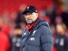 Muss mit dem FC Liverpool im FA Cup nachsitzen: Coach Jürgen Klopp. Foto: Peter Byrne/PA Wire/dpa