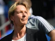 Wünscht sich mehr Respekt für den Frauen-Fußball: Bundestrainierin Martina Voss-Tecklenburg