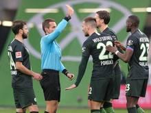 Marin Pongracic vom VfL Wolfsburg für drei Spiele gesperrt