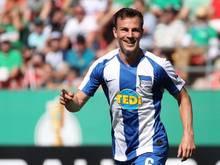 Hat sich aus der häuslichen Quarantäne gemeldet: Vladimir Darida von Hertha BSC