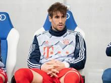 Hilft in München beim Einkaufen: Bayern-Profi Javi Martínez