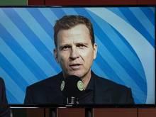 Hofft auf Solidarität in der Corona-Krise: DFB-Direktor Oliver Bierhoff