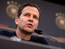 Oliver Bierhoff glaubt an nachhaltige Folgen der Corona-Krise für den Profi-Fußball