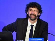 Präsident der Spielervereinigung Italiens: Damiano Tommasi