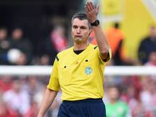 Knut Kircher sorgt sich um die deutschen Schiedsrichter