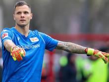 Unions Torwart Rafal Gikiewicz kann sich keinen Wechsel zu Hertha BSC vorstellen