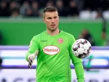 Zieht das Fortuna-Trikot nach dem Saisonende aus: Keeper Michael Rensing