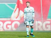 Will sich mit einer Rolle als Ersatztorhüter nicht dauerhaft abfinden: Florian Müller vom FSV Mainz 05