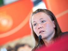 Wurde vom FCBayern verpflichtet: Nationalspielerin Marina Hegering