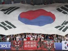 Südkoreas K-League beginnt am 8. Mai, allerdings mit Geisterspielen