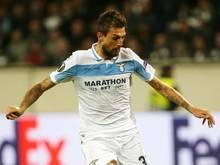 Will möglichst bald wieder trainieren: Francesco Acerbi, Abwehrspieler bei Lazio Rom