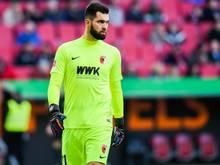 Will um seinen Stammplatz im Tor beim FC Augsburg wieder zurückerobern: Tomas Koubek