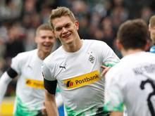 Sieht nicht nur postive Seiten des Profifußballl: Gladbachs Matthias Ginter