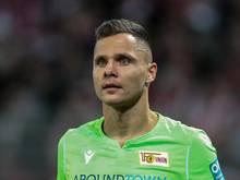 Verlässt Union Berlin nach Saisonende: Stammkeeper Rafal Gikiewicz