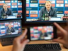 Online-Pressekonferenz mit Fabian Wohlgemuth, dem neuen Geschäftsführer Sport des SC Paderborn