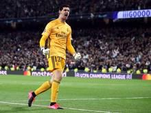 Courtois gönnt Barca einen vorzeitigen Titel nicht