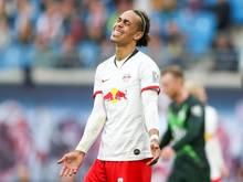 Spielte schon in der 3. Liga für RB Leipzig: Yussuf Poulsen
