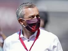 Wehens Sportdirektor Christian Hock sieht dem VfB-Einspruch gelassen entgegen