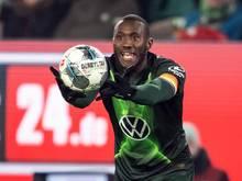 Steht beim Spiel in Bremen vor dem Comeback: Wolfsburgs Josuha Guilavogui