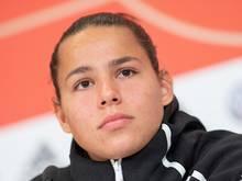 Nationalspielerin Lena Oberdorf steht vor einem Wechsel