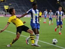 Hertha BSC muss die restliche Saison ohne Javairo Dilrosun auskommen