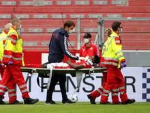 TaiwoAwoniyi fehlt Mainz 05 vorerst im Abstiegskampf