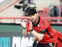 Paderborns Trainer Steffen Baumgart steht auf dem Prüfstand