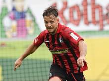 Hat beim SC Freiburg verlängert: Der Albaner Amir Abrashi
