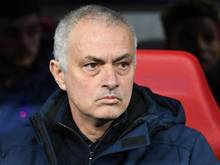 Muss wohl auf viele Verstärkungen für Tottenham Hotspur verzichten: José Mourinho