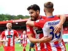 FCH trifft am Sonntag auf den direkten Aufstiegs-Konkurrenten HSV
