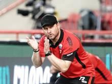 Steffen Baumgart will den SC Paderborn auch in der 2. Liga trainieren