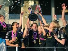 Unter neuem Namen wollen die Frankfurter Fußball-Frauen an alte Erfolge anknüpfen