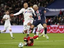 Amiens muss in die zweite Liga