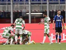 Sassuolo freute sich über das Remis