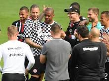 Eintracht Frankfurt verabschiedet Marco Russ