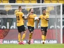Dynamo Dresden steigt in die 3. Liga ab