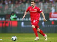Christian Gentner spielt seit 2019 für den 1. FCUnion Berlin