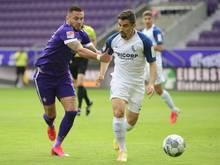 Danilo Soares (r.) verlängerte beim VfLBochum