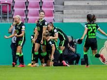 Haben noch einiges vor: Die Frauen des VfL Wolfsburg