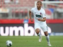 Wechselt in der 2. Liga vom 1. FC Heidenheim zum VfL Osnabrück. Foto: Daniel Karmann/dpa