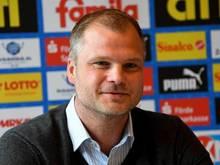 Fabian Wohlgemuth ist der Sportchef des SCPaderborn