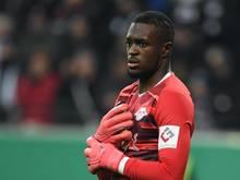 Bei RB Leipzig die Nummer zwei: Hertha BSC hat Interesse an einer Verpflichtung von Yvon Mvogo