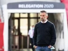 Hat schlaflose Nächte: Trainer Tomas Oral vom FC Ingolstadt