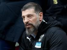 Führte West Bromwich Albion wieder in die Premier League zurück: Trainer Slaven Bilic